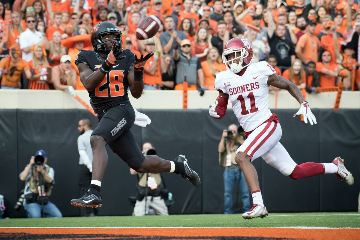 Oklahoma Oklahoma State Really Was Bedlam The Ringer