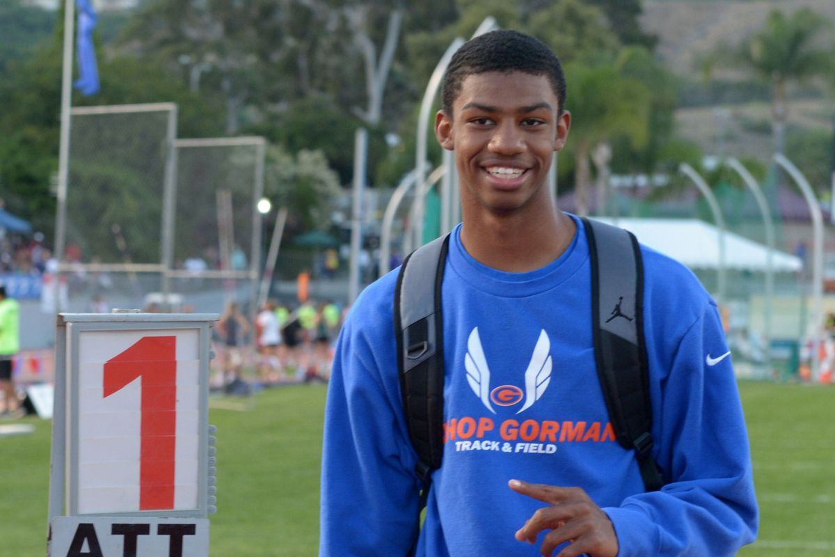 cheap for discount 78cc8 e22db Randall Cunningham II Commits to USC - Conquest Chronicles