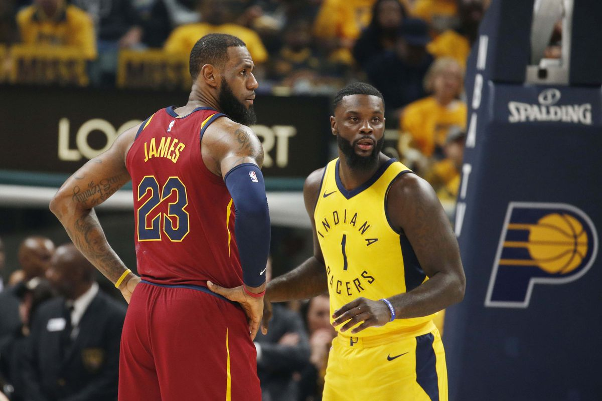 16fe5c6220b LeBron James wanted Lance Stephenson on the Lakers so he can  sic him on  people