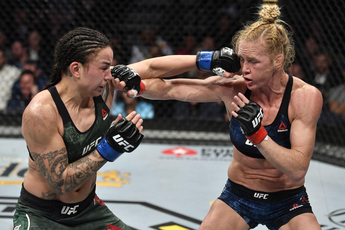 UFC 246: Holm v Pennington