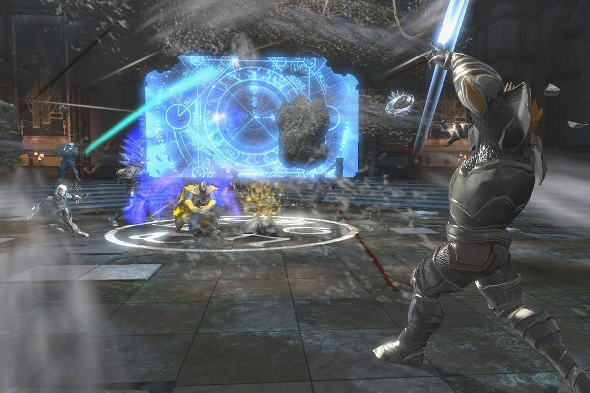 DC Universe Online Hand of Fate DLC