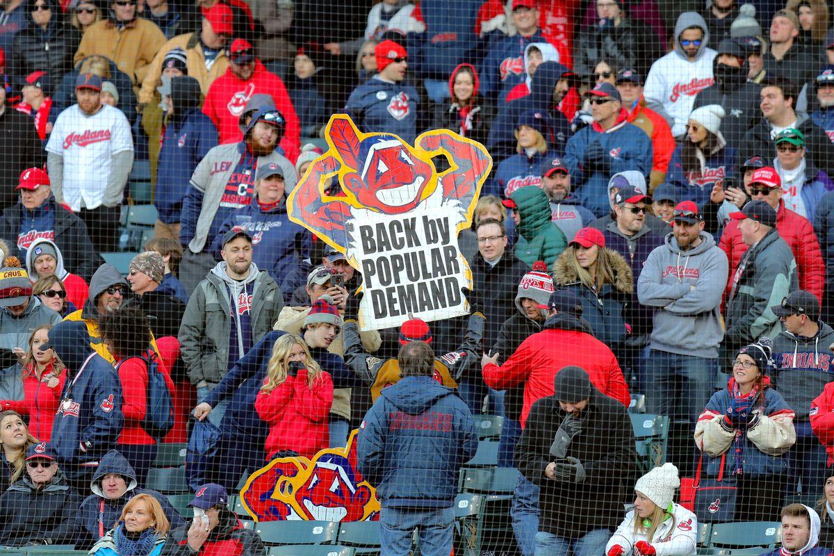 MLB: APR 01 White Sox at Indians