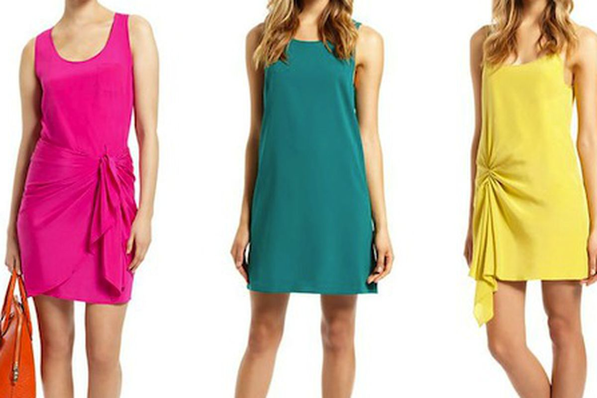 """Three dresses marked down on the DKNY <a href=""""http://www.dkny.com/sale/womens-sale/view-all/?s=12&amp;p=0"""">website</a>"""