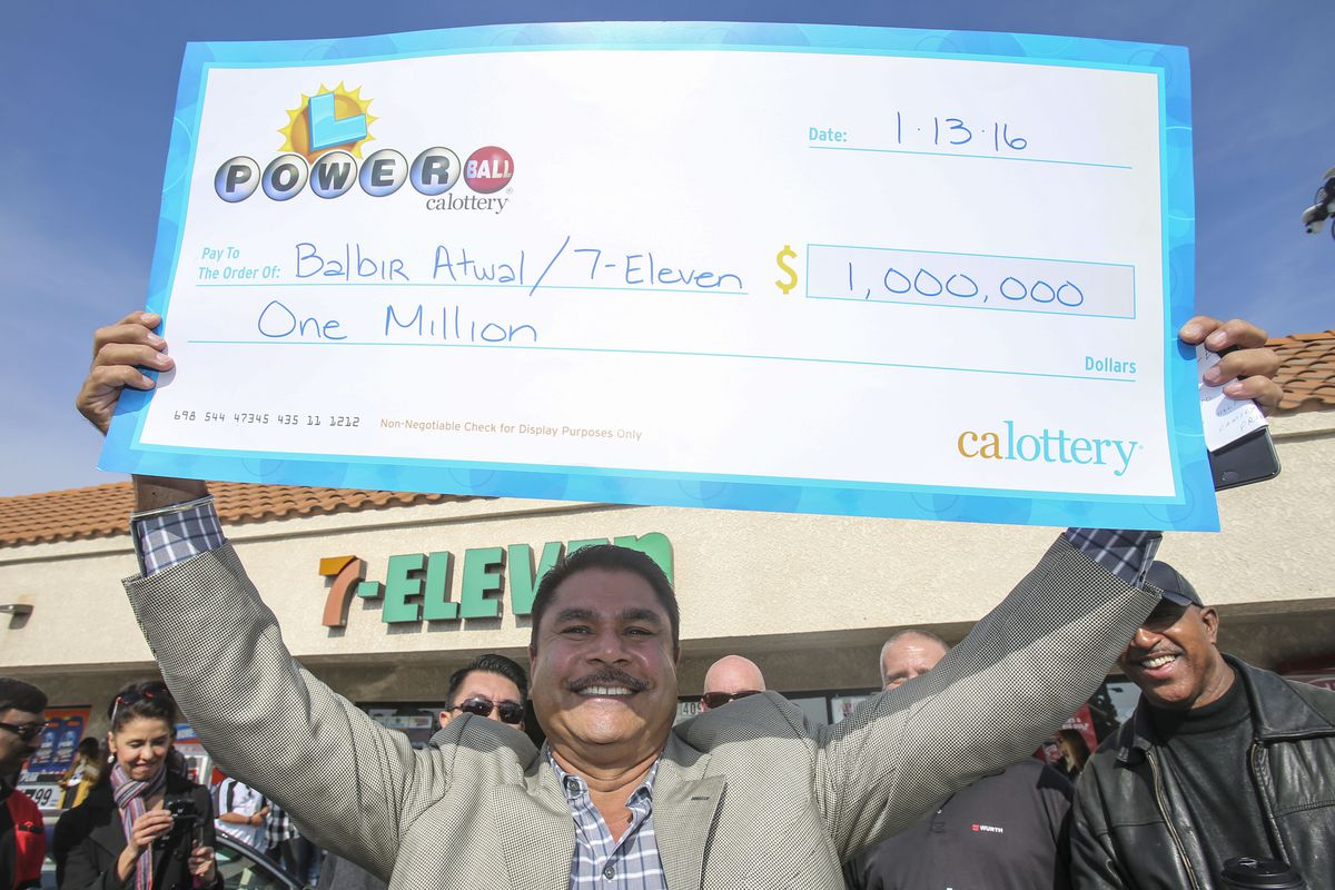 Chino Hills 7-Eleven Sold One Of The Winning Powerball Tickets