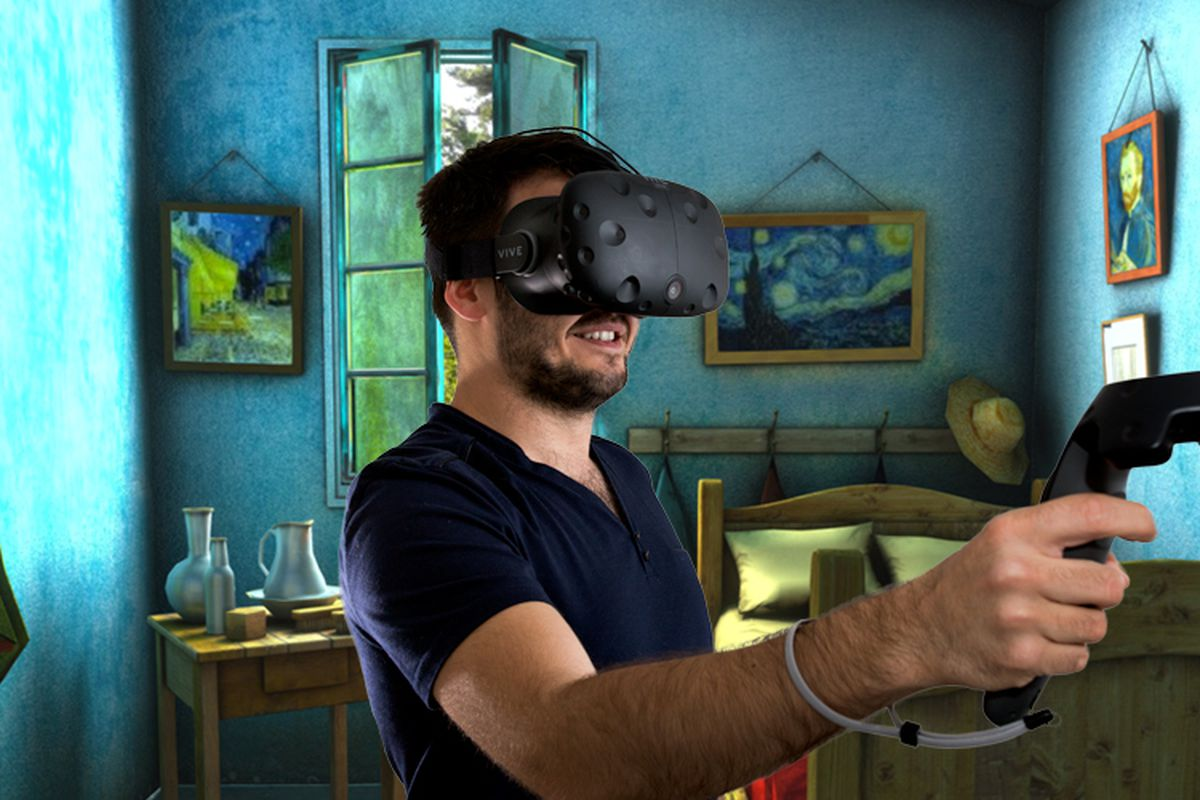 sketchfab lets you explore people u0027s 3d designs in the htc vive
