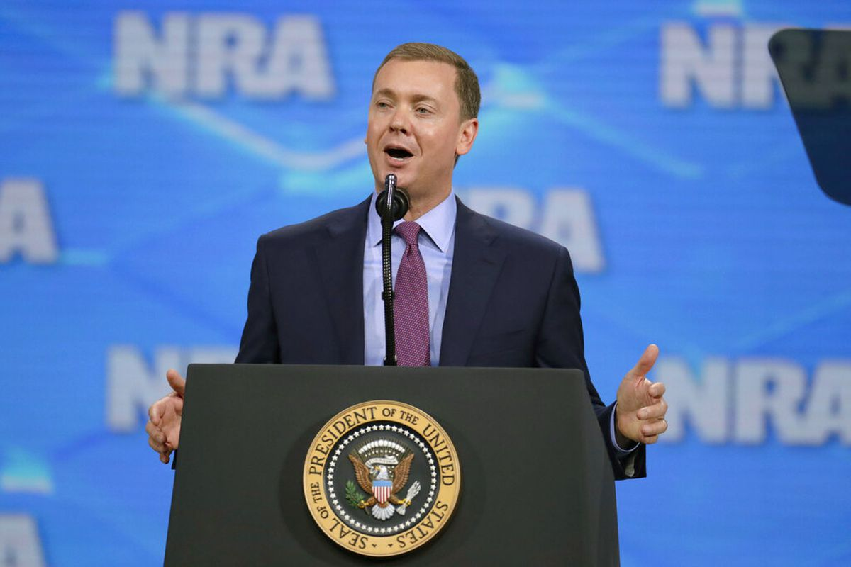 Chris Cox out of NRA; Ackerman McQueen fired as NRA PR firm