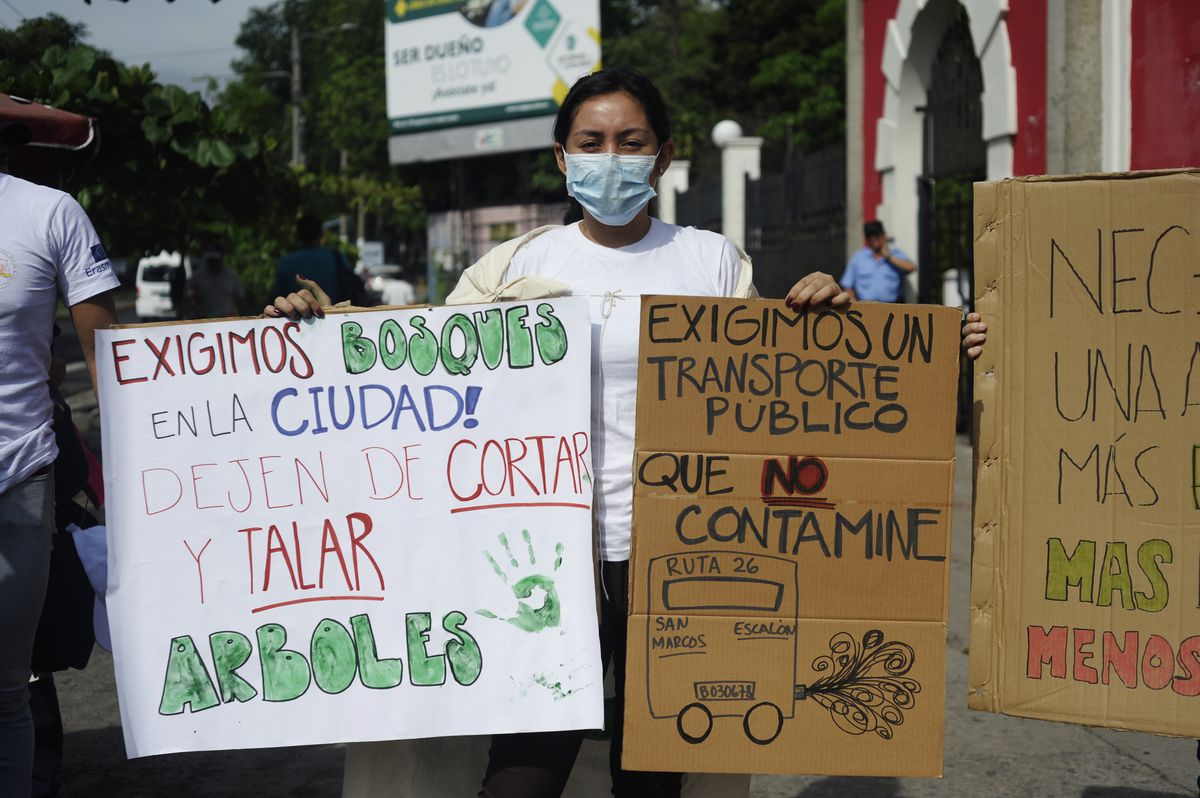Global Climate Strike - San Salvador