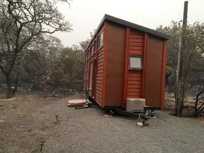 Tiny houses could help shelter California wildfire victims