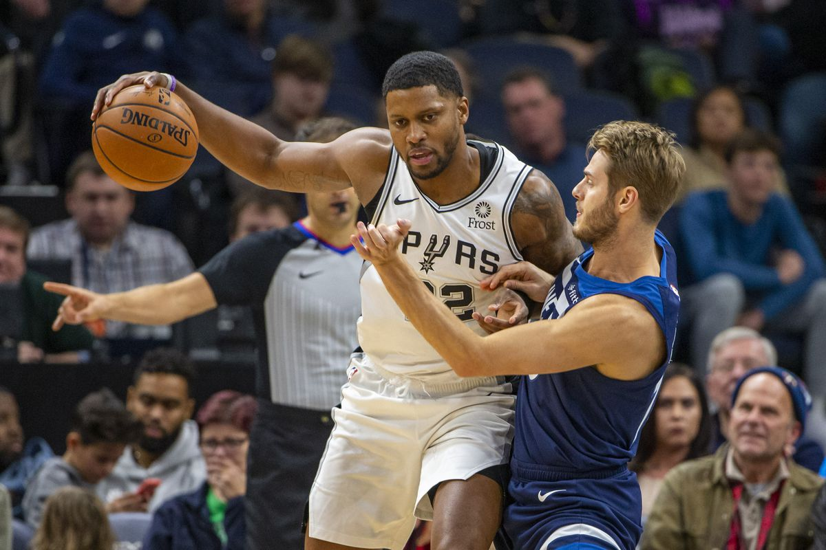 Final Score: Spurs can't stop Timberwolves and lose 127-114