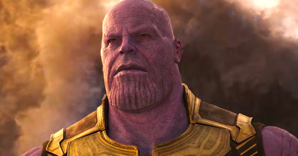 Avengers Infinity War s big bad Thanos is getting his own