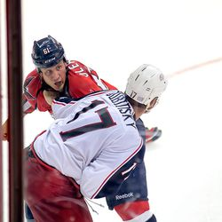 Olesky and Dubinsky Fight