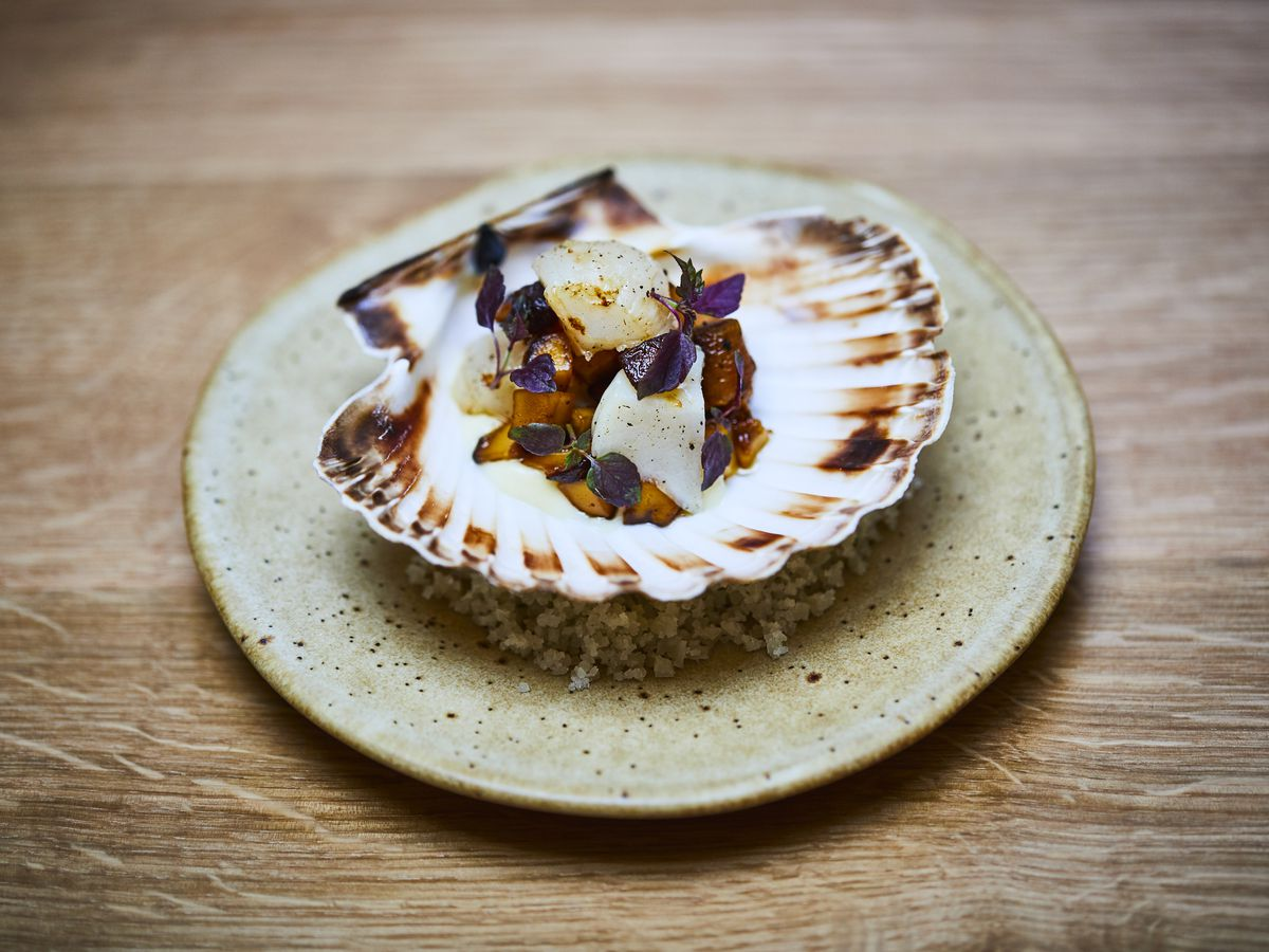 Orasay restaurant in Notting Hill will serve seafood from the Outer Hebrides