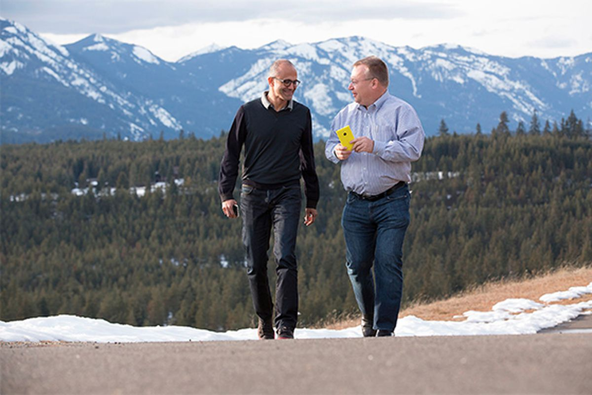 Here's the email Satya Nadella sent to Microsoft announcing