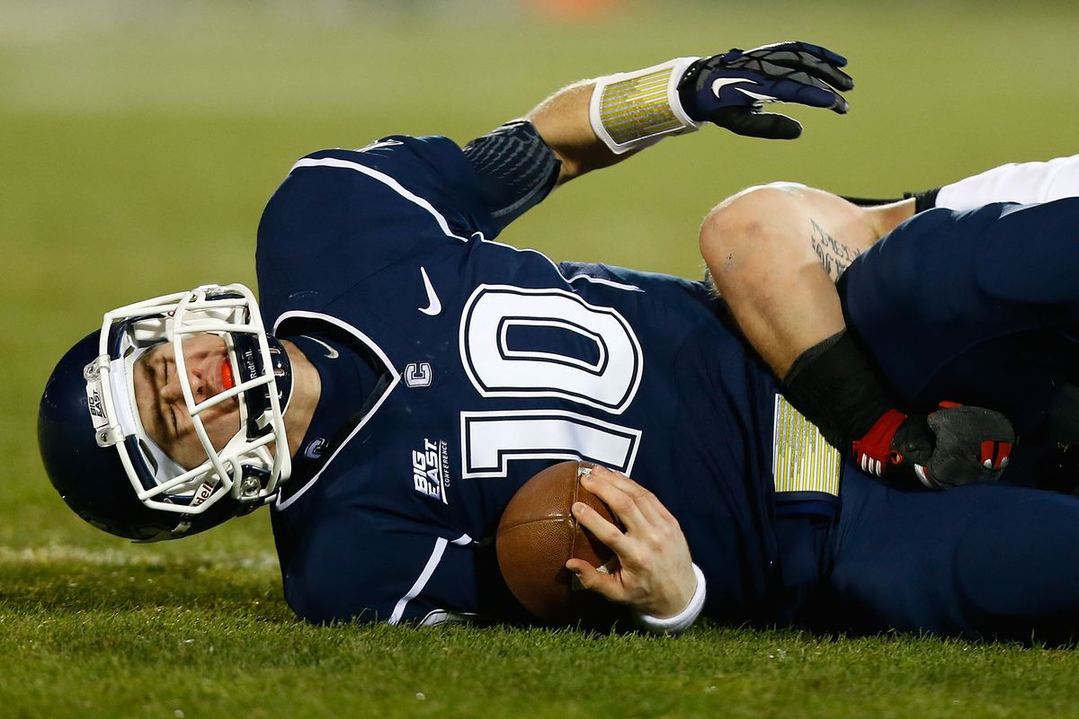 This is our go-to photo for UConn pain now.