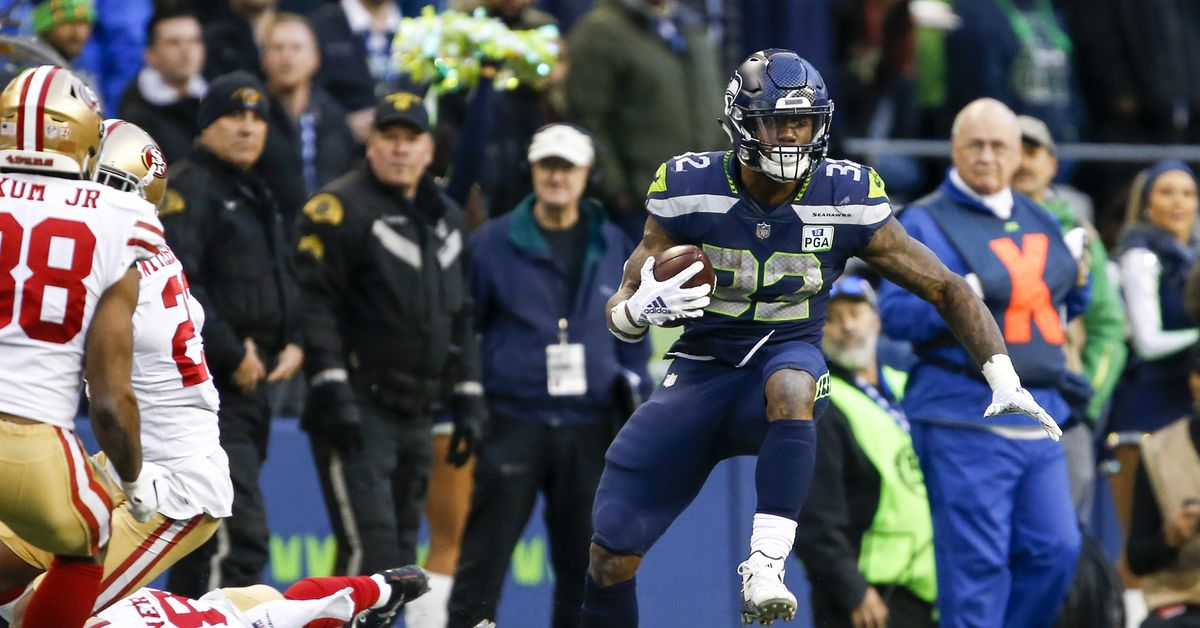 D.J. Fluker may be out for awhile, but Chris Carson's value is perhaps still underrated