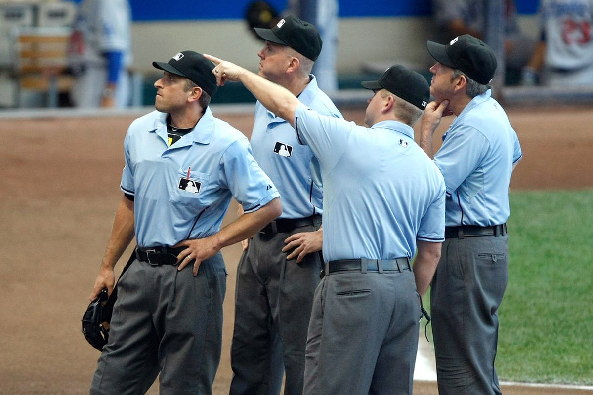 Even the umpires couldn't believe Tony Gwynn homered.