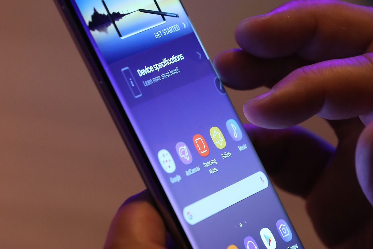 Samsungs Browser Comes To All Android Phones And Gets An Ad