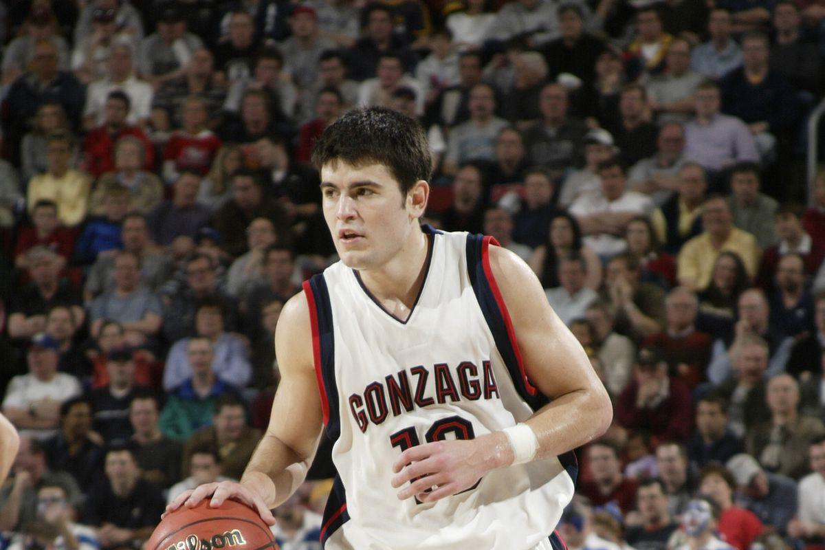 2004 NCAA 2nd Round: Nevada v Gonzaga