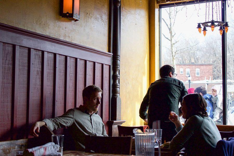 A Brookline Burger Crawl - Eater Boston