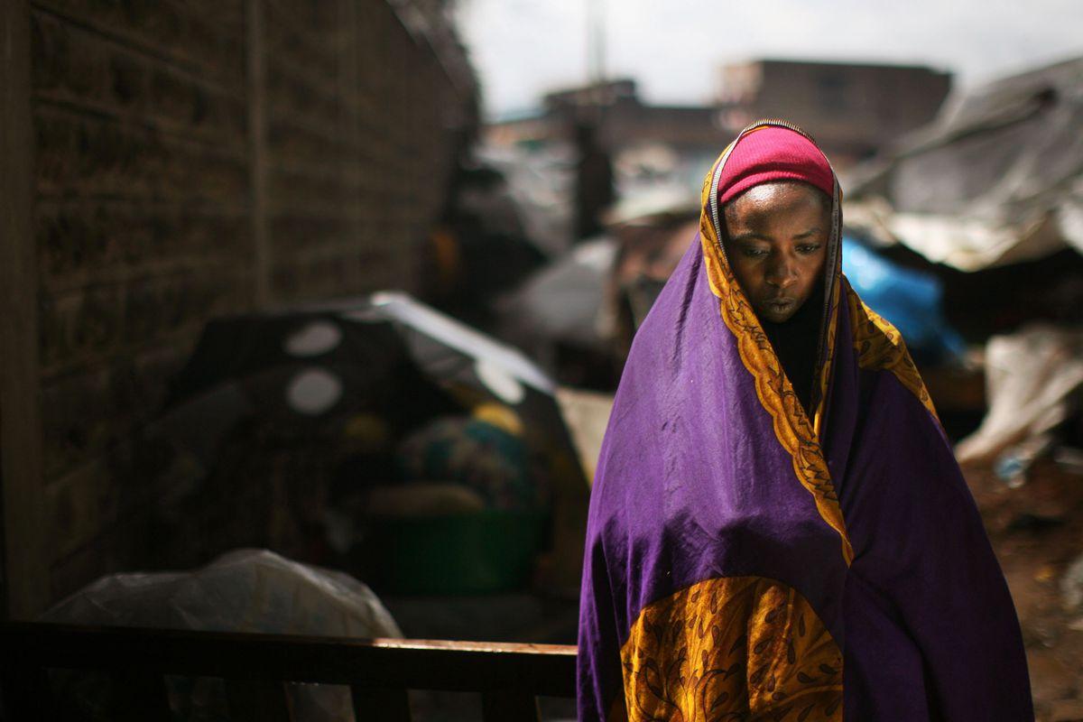 Kenya electoral violence IDP