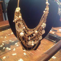 Lulu Frost multistrand necklace, $298