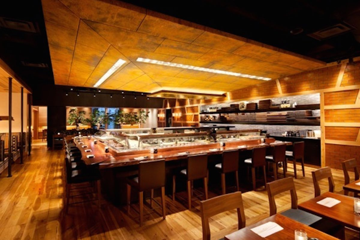 What Happens To Blue Ribbon Sushi Amp Grill When Zuma Opens
