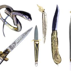 The contenders in Knives 2015. All images courtesy of Fiat Lux.