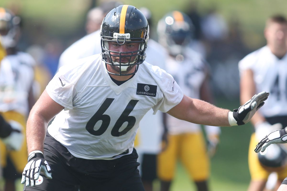 David DeCastro selected to Team Irvin as the lone member of the