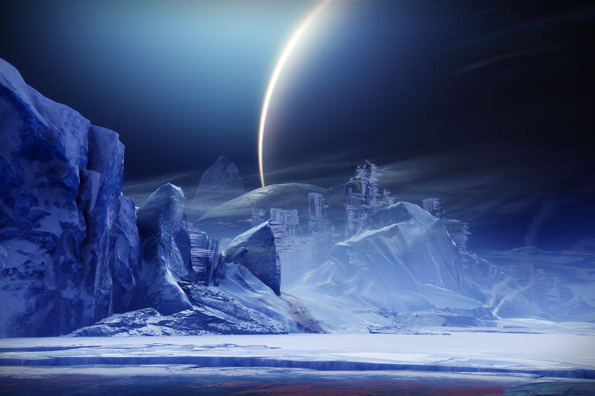 Destiny 2 Europa Beyond Light