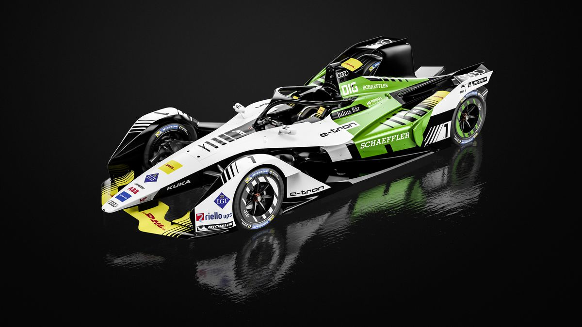 Formula E S Wild New Racecar Makes Electric Racing Look