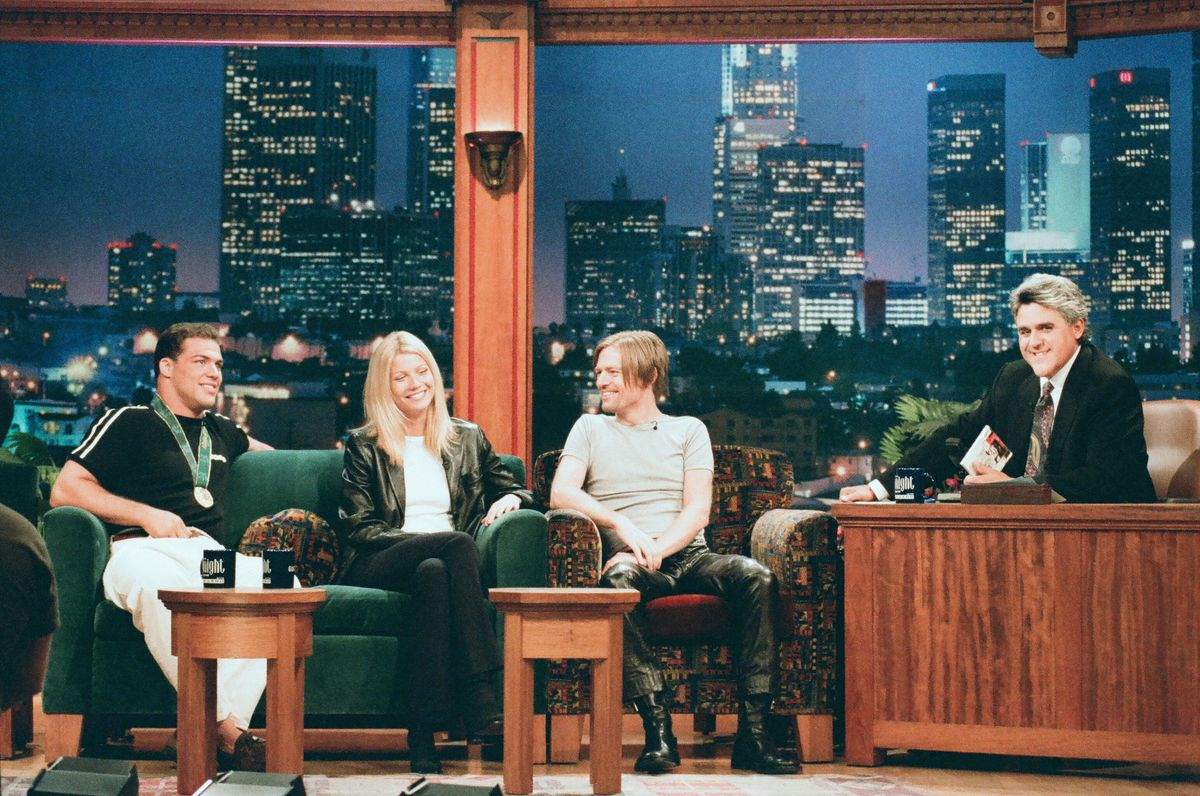 Angle on 'The Tonight Show' with Gwyneth Paltrow and Bryan Adams (GettyImages)