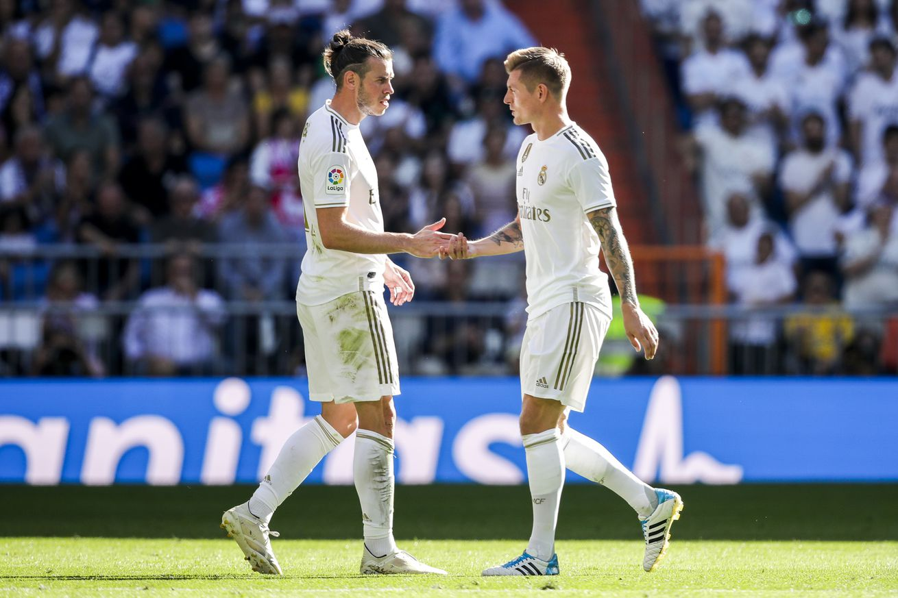 Kroos: ?I?m not sure if Bale will remain with Real Madrid, but we can still use his quality?