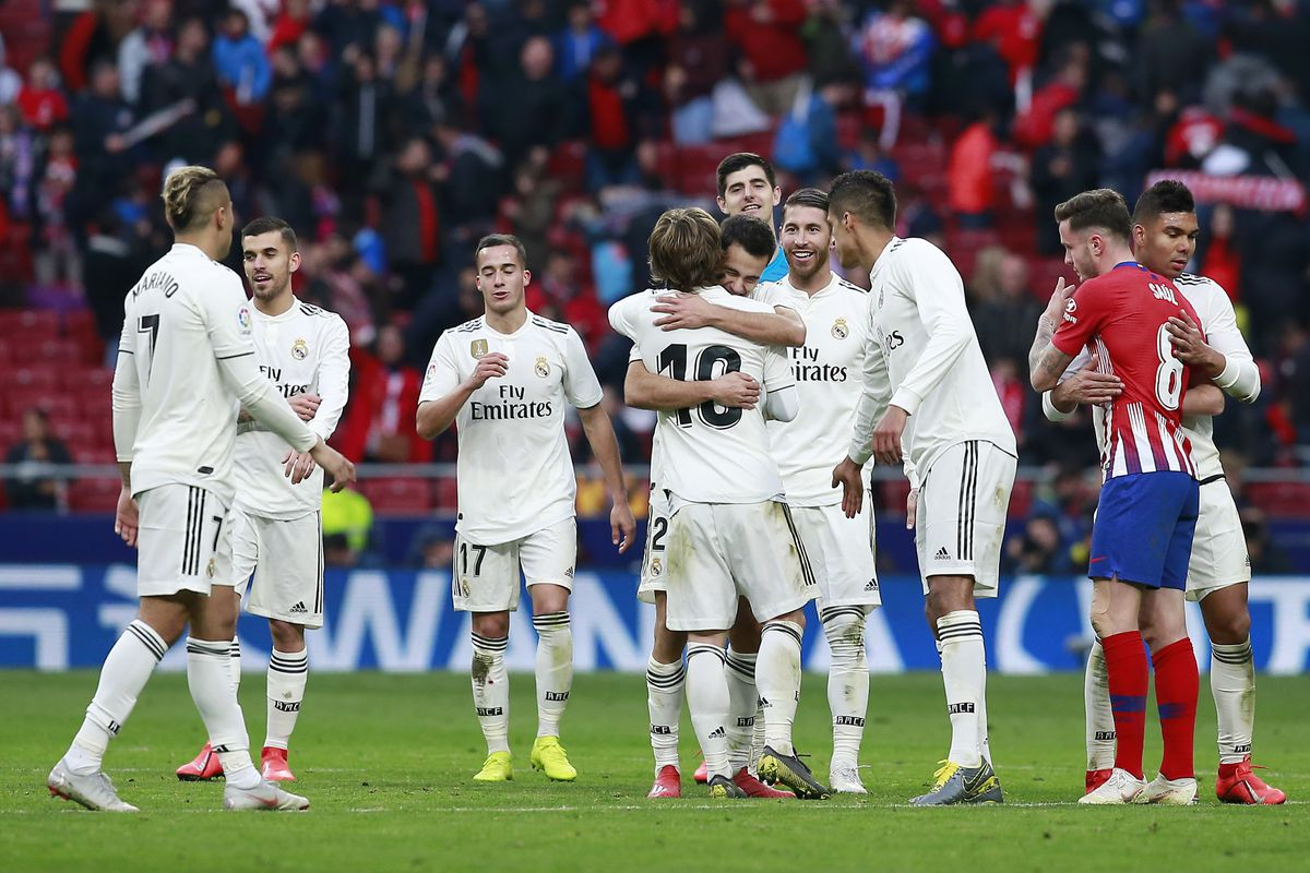 Real Madrid Schedule 2019 Tactical Review: Atletico Madrid 1   3 Real Madrid; 2019 La Liga