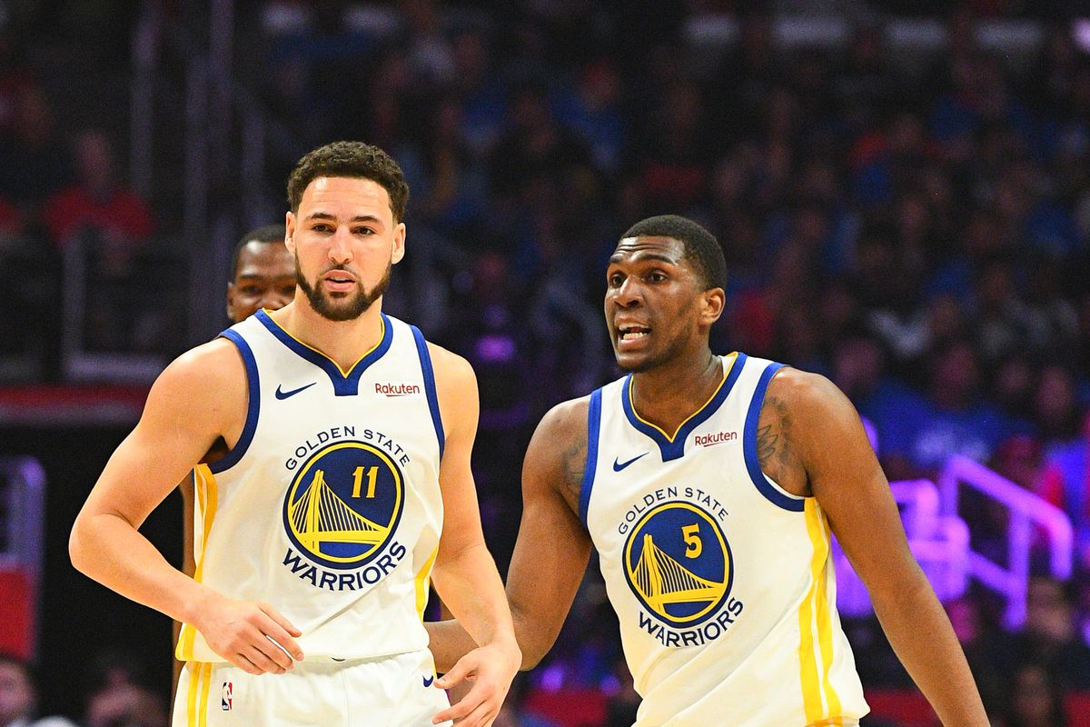 NBA: APR 21 NBA Playoffs First Round - Warriors at Clippers - Game Four