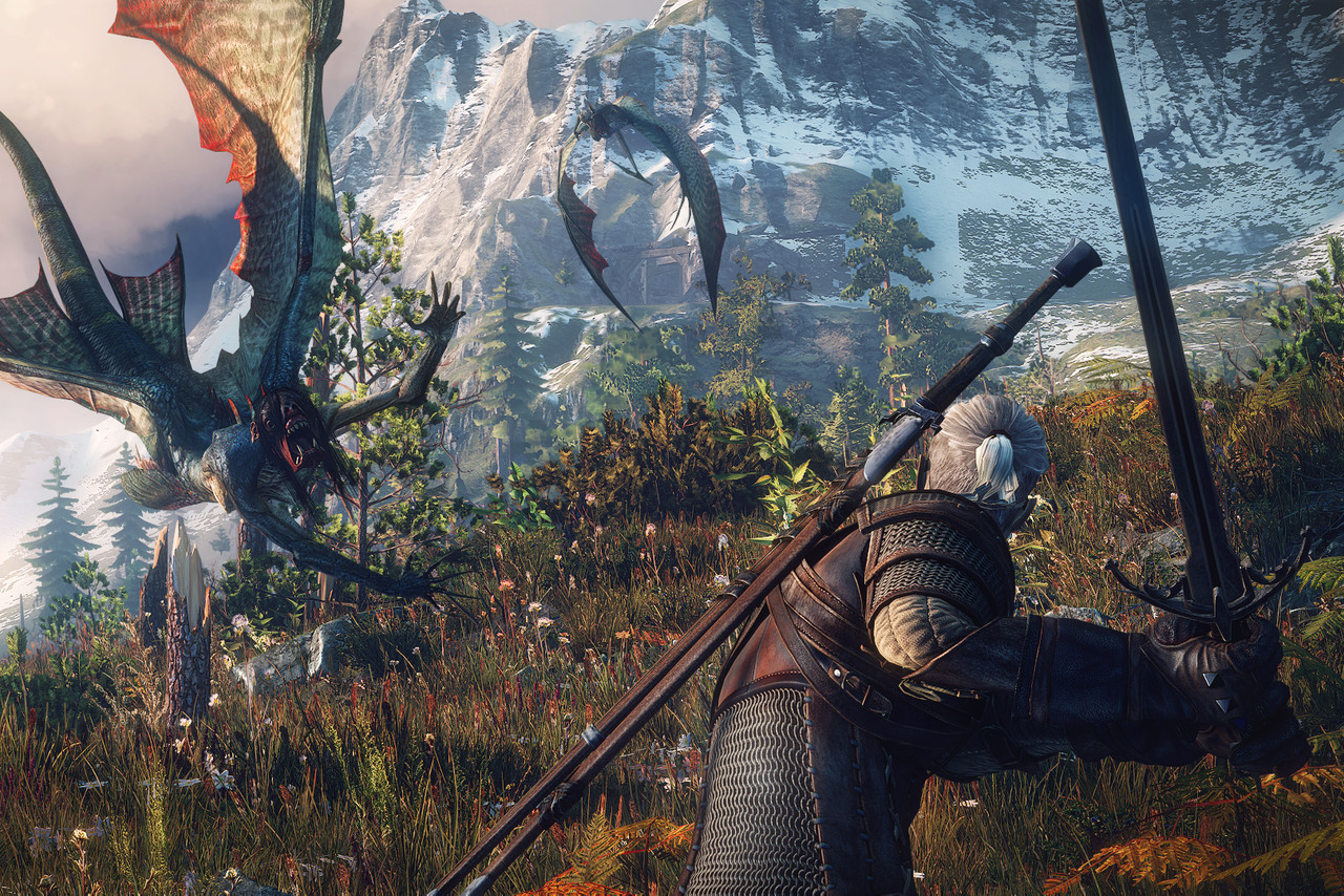 The Witcher 3: Wild Hunt, playable Game of Thrones Wallpaper