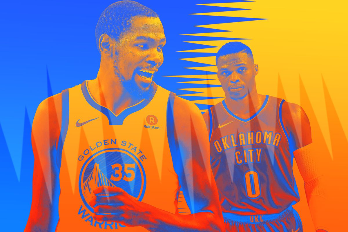 2481338bfae2 Separate Ways  KD s and Russ s Paths Are Still Diverging - The Ringer