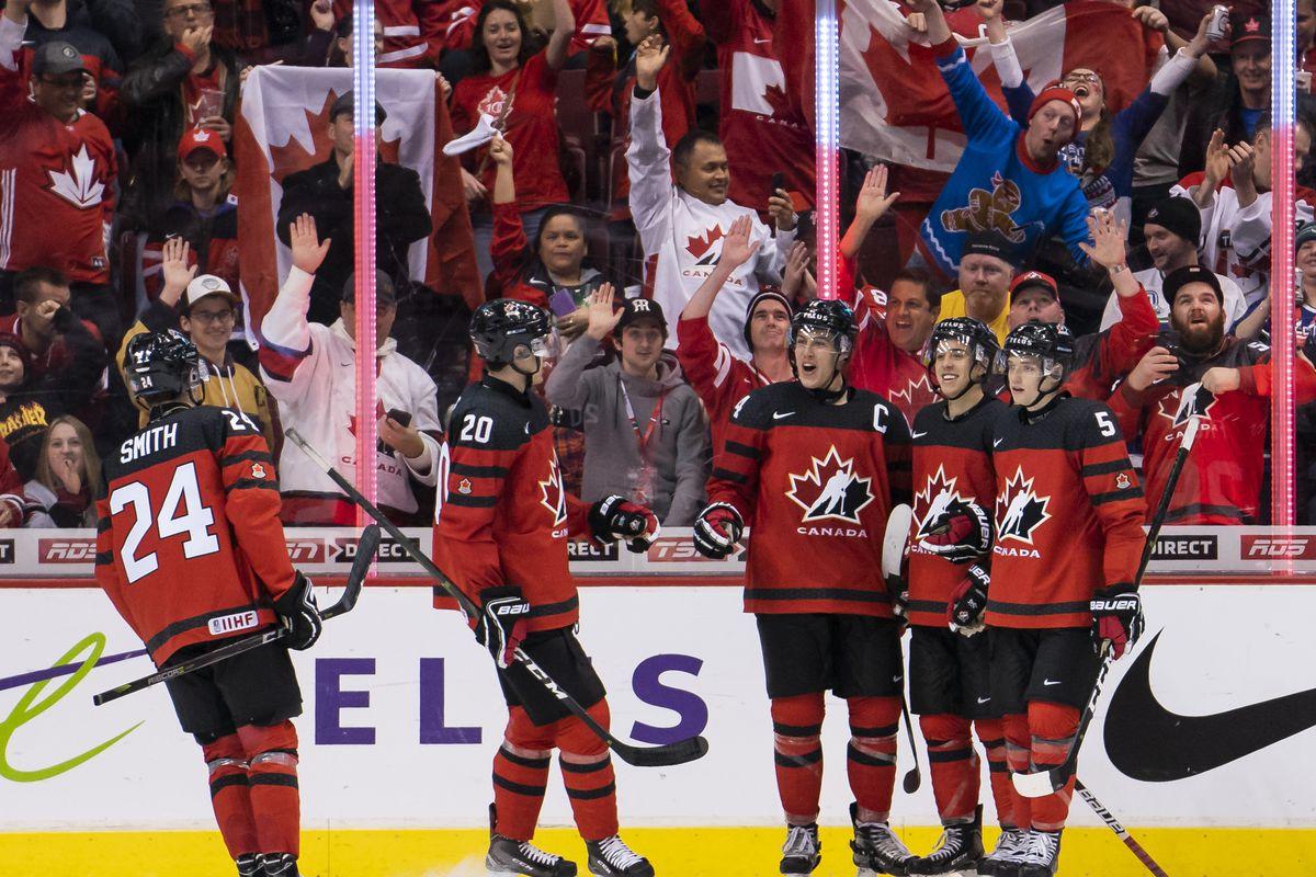 2019 World Juniors: Canada vs Switzerland — Preview
