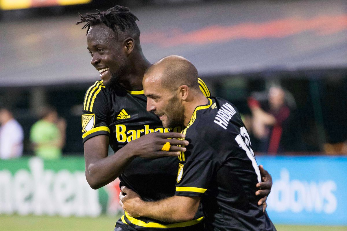 Crew SC will be without this duo on Sunday.