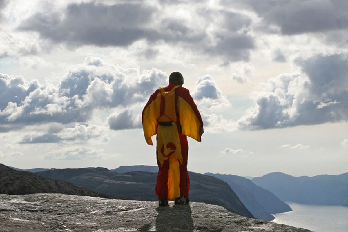 wing suit flickr