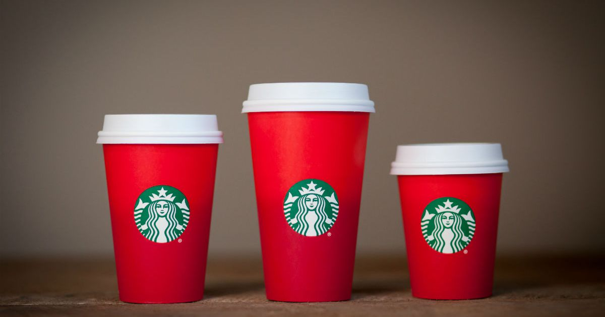 a brief history of starbucks holiday cup controversies eater