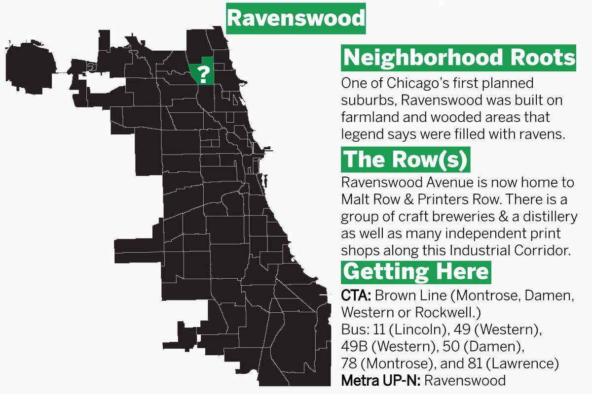 The Grid: Exploring the Ravenswood neighborhood - Chicago