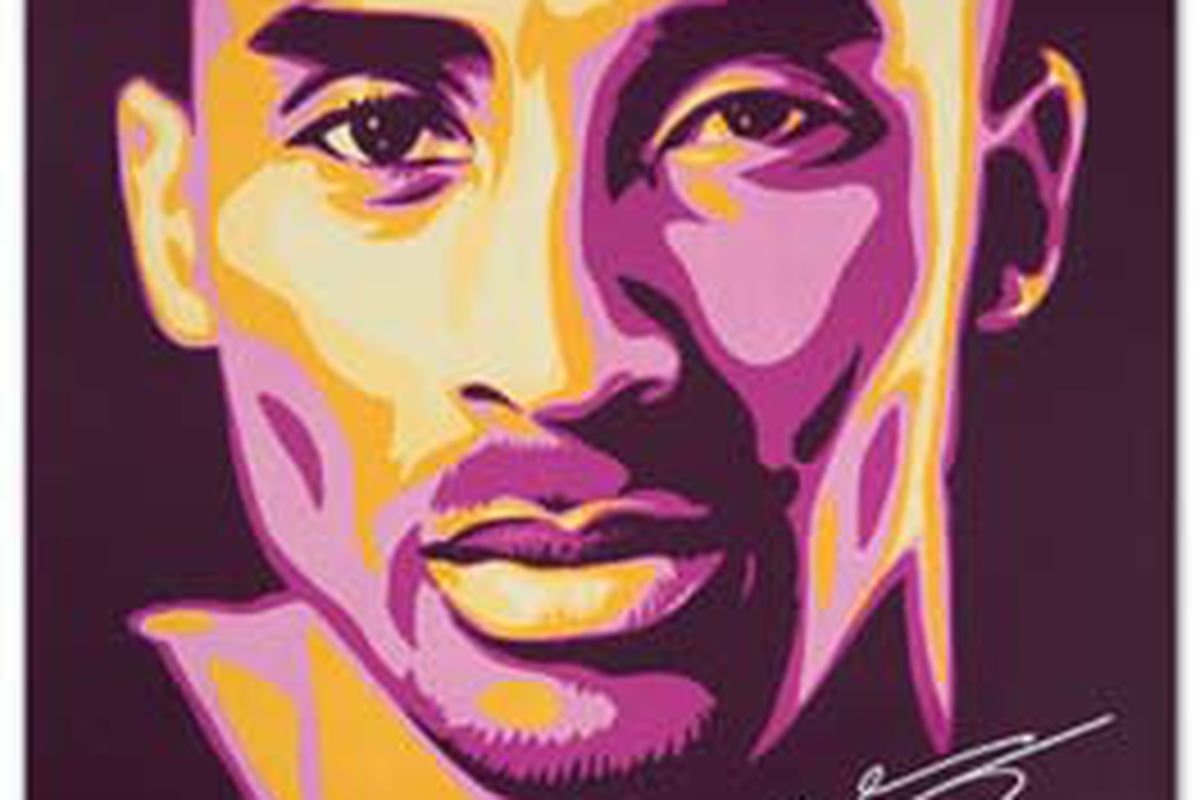 Launches Amp Releases Kobe Mvp Lithographs By Shepard