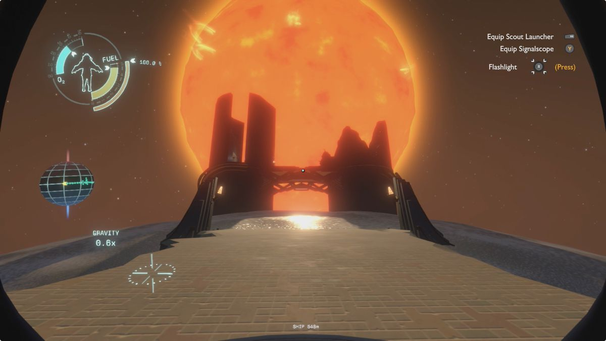 Outer Wilds Ash Twin Project