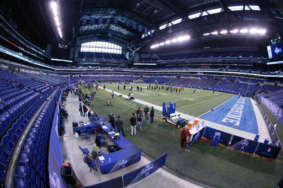 Nfl Combine Drills Explained 3 Cone Drill Sbnation Com