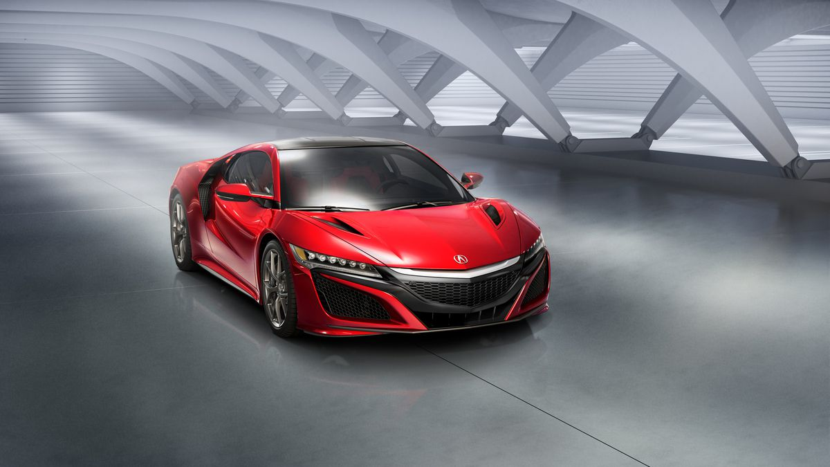 The new Acura NSX is finally here - The Verge