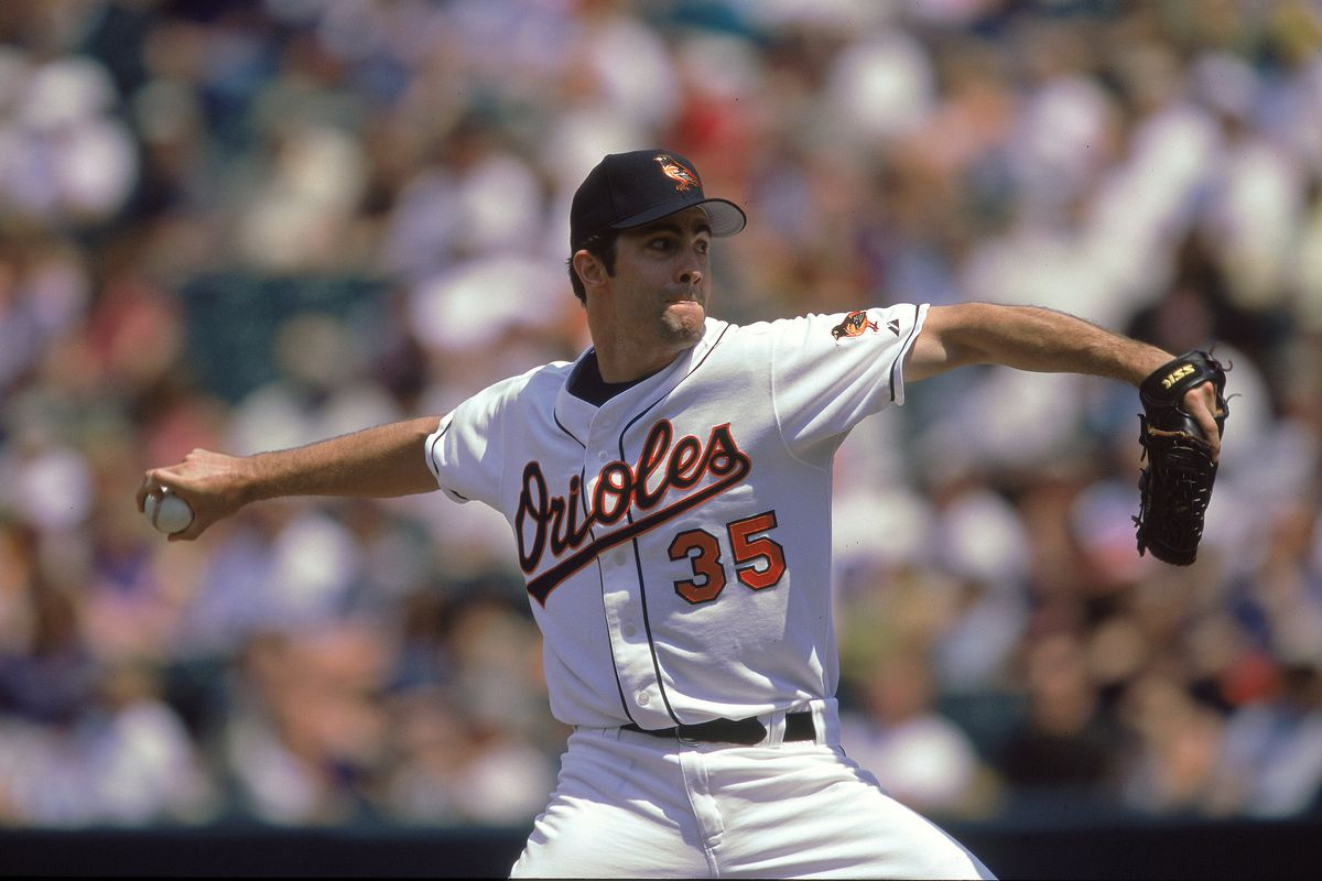 244c21b47 Mike Mussina elected to Baseball Hall of Fame - Camden Chat
