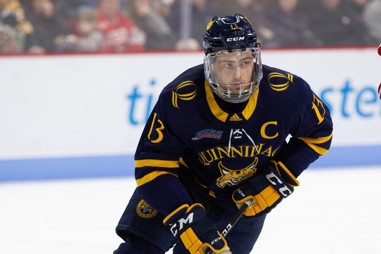 Canes sign Chase Priskie to two-year ELC