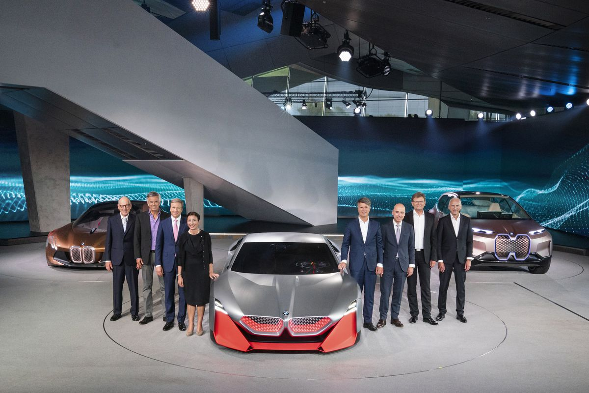 BMW executive calls EVs 'overhyped' at company event about
