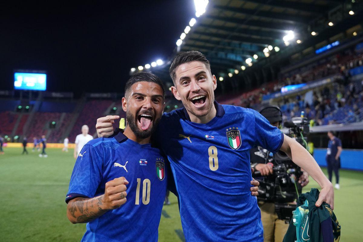 Italy v Czech Republic - International Friendly