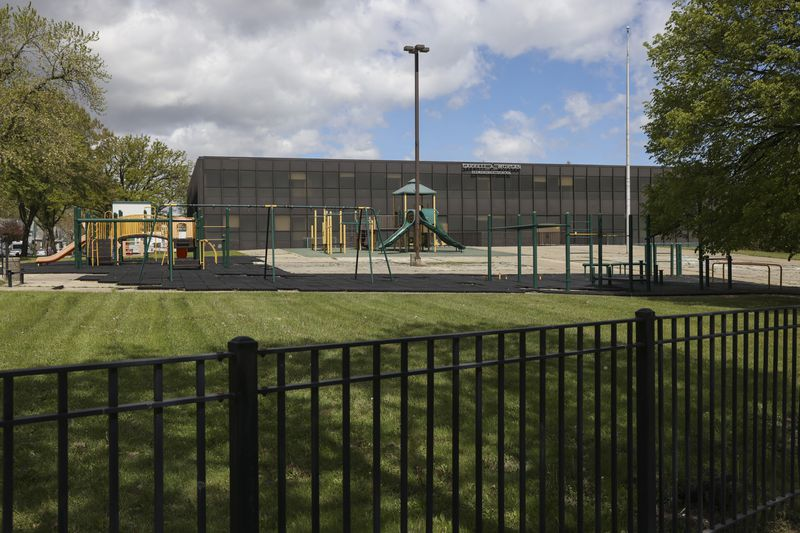 The former Garrett A. Morgan Elementary School, 8407 S. Kerfoot Ave., was among 50 Chicago Public Schools closed in 2013.